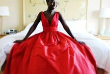 Red wedding dress / Exclusive wedding films from the award winning team. Based in Key West, travel worldwide.  www.whiteorchidkeywest.com