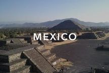 Mexico / Mexico is a big tourist attraction for sun-seekers and historians alike; the former flock to Mexico's tropical beaches, while the latter find the artifacts of the ancient Aztec and Mayan civilization fascinating.