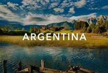 Argentina / Wonderful land of contrasts. At 6,960m, Cerro Aconcagua is the tallest mountain in the Americas while Laguna del Carbón, at 105m below sea level, is the lowest point in the Americas.