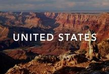 United States / One of the largest, most ethnically diverse and multicultural nations on Earth includes some of the world's most famous cities, natural parks of unspeakable beauty, and virtually everything in between.