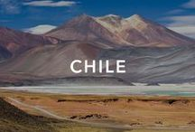 Chile / Chile officially the Republic of Chile , is a South American country occupying a long, narrow strip of land between the Andes mountains to the east and the Pacific Ocean.