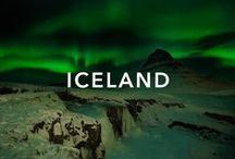 Iceland / Iceland offers spectacular scenery of volcanoes, glaciers, geysers, and waterfalls on this North Atlantic island.