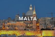 Malta / Malta is a small, island country in the Mediterranean Sea that lies south of the island of Sicily, Italy. Valletta, Mdina, Sliema.