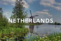 Netherlands / Its small size, welcoming attitude to travellers and many sights make it a unique and fairly easy to discover destination and a great addition to any European trip.
