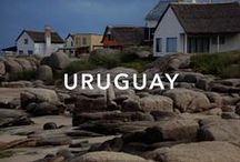 Uruguay / The dominant pre-20th century live stock driving techniques are still utilized in the country, and are less visited tourist attractions than the pleasant beaches and city centers.