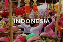 Indonesia / The sleeping giant of Southeast Asia and the world's largest archipelago, with more than 18,000 islands spanning three time zones. Home of the Komodo dragons and too many sights to see in one lifetime, they have improved economically into a G-20 nation.