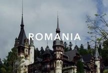 Romania / Romania is a large country which can sometimes be shocking with contrasts. some cities are truly Western Europe; some villages can seem to have been brought back from the past.