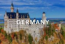 Germany / The economic powerhouse of Europe with major metropolitan cities and some lovely countryside.