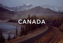 Canada / The Great White North certainly has vast expanses of unspoiled wilderness, but it also features some of the world's most modern, cosmopolitan cities.