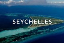 Seychelles / A group of 115 islands in the Indian Ocean, northeast of Madagascar.