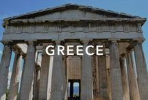 Greece / Counting the most amount of sun-hours in Europe, this Eastern Mediterranean country is a heaven for beach-goers, party-people and cultural enthusiasts alike.