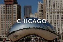 Chicago / Chicago is one of the United State's most visited cities and most populous cities. Sky high buildings, Lake Michigan, and great eats are just a few of it's charms.