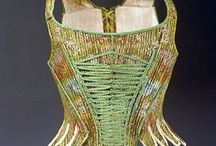 Corsets / Corsets through the ages.