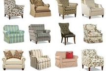 Take a seat! / Accent chairs, recliners, wingbacks, swivels and more!