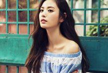 Nana (Im Jin Ah) / After school - Orange Caramel