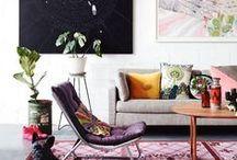 Colour / Designer furniture and colours.