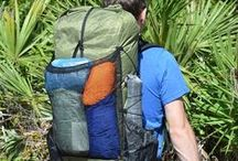 No Heavy Backpacks Here / Whether you are heading out for a weekend trip or a 2,000 mile thru hike, these backpacks will take your Ultralight Backpacking Experience to the next level.