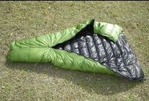Down Bags Minus the Weight / Take your Ultralight Backpacking Sleeping Experience to the next level with our 900 fill Goose Down sleeping bags & quilts.
