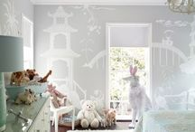 Insp... Baby Rooms / Magical little spaces for the tiny ones in the house / by Georgina Vidal
