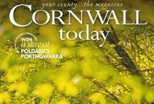 Cornwall Today Covers / Our beautiful magazine covers from all over the county.