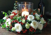season christmas / floristry to celebrate Christmas in style