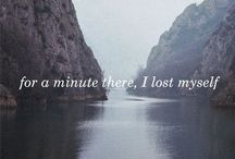 Pleaces To get lost