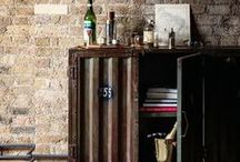Industrial / Vintage, Reclaimed and Upcycled Industrial Furniture and Accessories from The Old Cinema