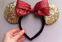 Minnie Mouse / by Tracy Bear