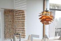 Lighting / Simple lighting solutions as well as designer lighting.