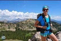 ZPacks In Action / ZPacks gear as seen in the wilderness.