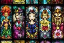 Arty Nerdiness - Disney