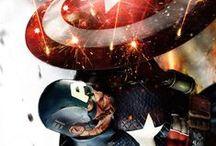 Arty Nerdiness - Superheroes