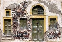 Santorini • Paintings • Greece