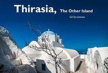 Santorini • Thirasia island • Greece