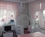 2.2.Yatak Odası Perde Modelleri