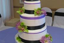 Oakes Fields Cake Flowers