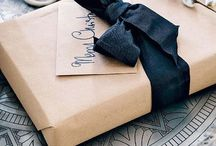Gift Wrap and Packaging
