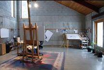 Studios / Dream creative spaces.