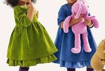 Clothes & Sewing Ideas for Kids / by Laura Jenkins Reffett Design