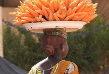West Africa - People & Culture / West African people, cities, places and things from colourful and inspiring everyday life #nigeria #africa #culture #crafts #westafrica #people #african #nigerian   http://chikas.co.uk/