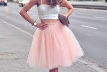 full skirt trend