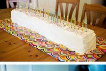 Dogumgunu / Birthday cake, party... İdea