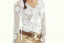 Crochet cardigan / coats... / Pin no limit (ONLY for my follower )
