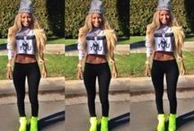 Swagg looks / #tomboy#streetstyle#casual#sportytrend