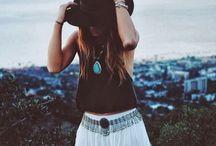 LookBook: Boho Style / Bohemian Style   Boys & Girls