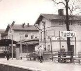 STARE TYCHY / 4 X 1950 Prezydium Rządu Rzeczpospolitej Polskiej podjęło uchwałę w sprawie rozbudowy Tychów. ... Miesiąc później wydano rozporządzenie w sprawie nadania Tychom ustroju miejskiego z dniem 1 stycznia 1951 roku.  Rozpoczęła się wielka budowa.