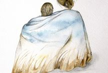 Mothers and childrens / Art...illustrations...Photo... PIN UNLIMITED ONLY FOR MY FOLLOVERS