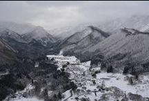冬の旅行 2008-2015