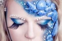 Inspiring Costumes: Undersea / Inspiration for mermaid and undersea themed events: festivals, parties, photoshoots.