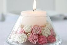 Candles decor / Candles and lights  for all Saisons PIN UNLIMITED ONLY FOR MY FOLLOVERS